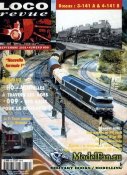 Loco-Revue №650 (September 2001)