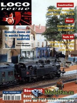 Loco-Revue №652 (November 2001)