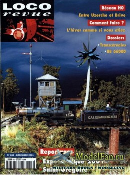 Loco-Revue №653 (December 2001)
