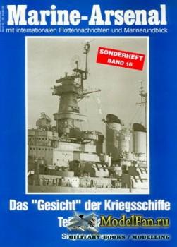 Marine-Arsenal - Sonderheft Band 16 - Das