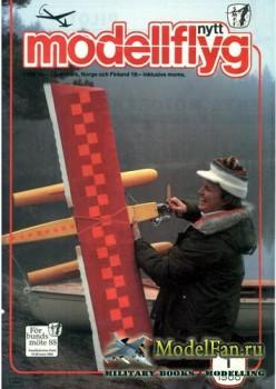 ModellFlyg Nytt №1 (1988)