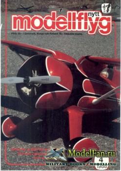 ModellFlyg Nytt №4 (1988)