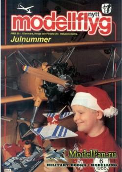 ModellFlyg Nytt №6 (1988)