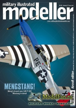 Military Illustrated Modeller №69 (January 2017)