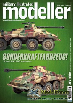 Military Illustrated Modeller №76 (August 2017)