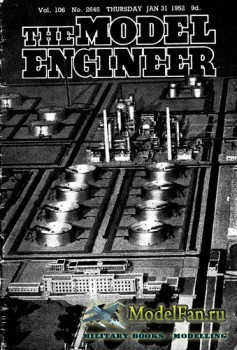 Model Engineer Vol.106 No.2645 (31 January 1952)