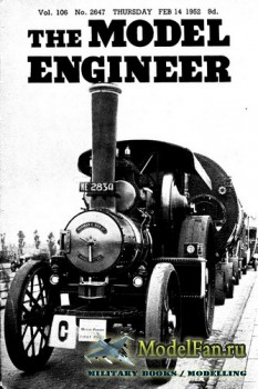 Model Engineer Vol.106 No.2647 (14 February 1952)