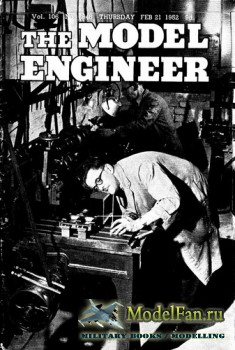 Model Engineer Vol.106 No.2648 (21 February 1952)