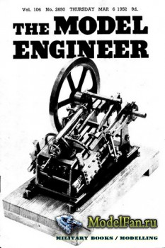 Model Engineer Vol.106 No.2650 (6 March 1952)
