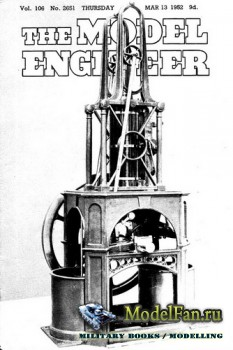 Model Engineer Vol.106 No.2651 (13 March 1952)