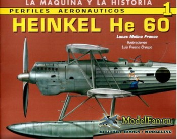 Perfiles Aeronauticos 1 - Heinkel He 60