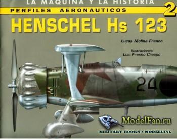 Perfiles Aeronauticos 2 - Henschel Hs 123