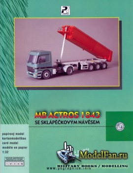 PK Graphica 51 - MB Actros 1843