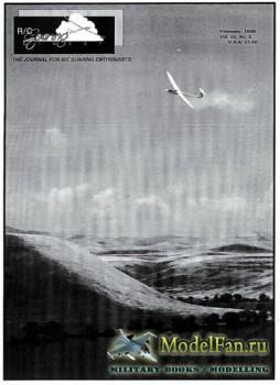 Radio Controlled Soaring Digest Vol.15 No.2 (February 1998)