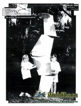 Radio Controlled Soaring Digest Vol.15 No.3 (March 1998)