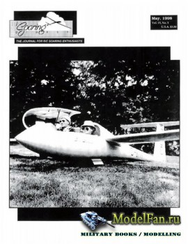Radio Controlled Soaring Digest Vol.15 No.5 (May 1998)
