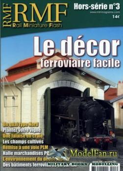 RMF Rail Miniature Flash (Hors serie 3) - Le decor du reseau ferroviaire To ...