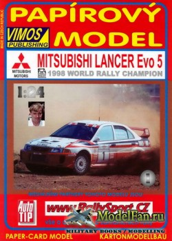 VIMOS Publishing №1 - Mitsubishi Lancer Evo 5