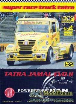 VIMOS Publishing №4 - Tatra Jamal Evo II