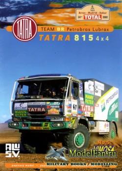 VIMOS Publishing №5 - Tatra 815 4x4 (Dakar 2002)
