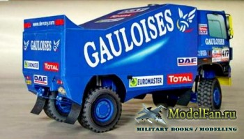 VIMOS Publishing №7 - DAF CF 75 FAV (Dakar 2004)