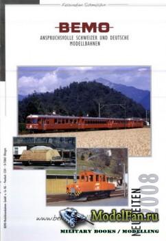 Bemo Neuheiten за 2008 год