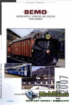 Bemo Neuheiten за 2007 год