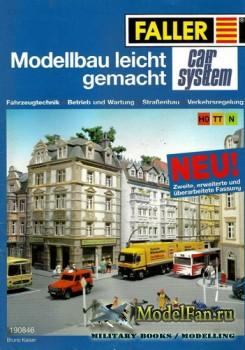 Faller car system - Modellbau leicht gemacht