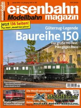 Eisenbahn Magazin 1/2016