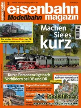 Eisenbahn Magazin 2/2016