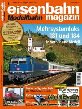 Eisenbahn Magazin 3/2016