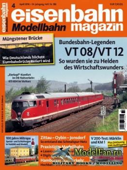 Eisenbahn Magazin 4/2016