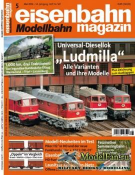 Eisenbahn Magazin 5/2016