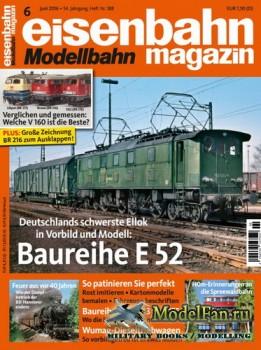 Eisenbahn Magazin 6/2016