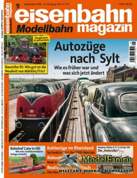 Eisenbahn Magazin 9/2016