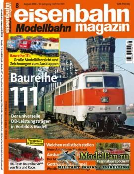 Eisenbahn Magazin 8/2016
