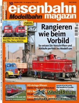 Eisenbahn Magazin 10/2016