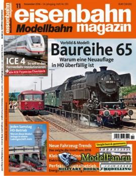 Eisenbahn Magazin 11/2016