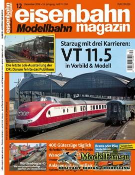 Eisenbahn Magazin 12/2016