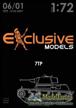Exclusive Models 06/01 - 7TP