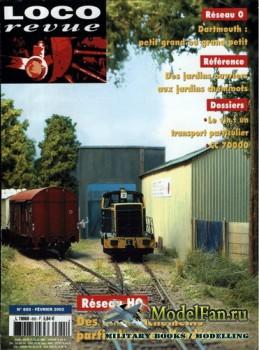 Loco-Revue №655 (February 2002)