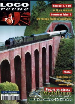 Loco-Revue №654 (January 2002)