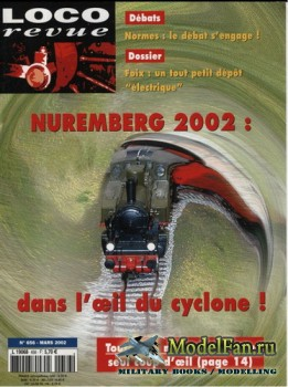 Loco-Revue №656 (March 2002)