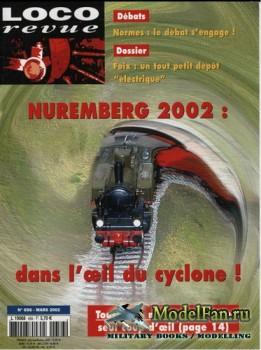 Loco-Revue №656 (March 2002)