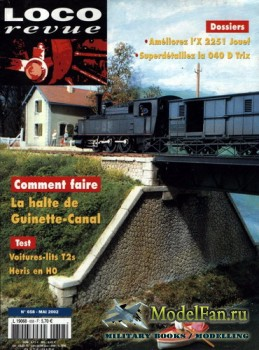 Loco-Revue №658 (May 2002)