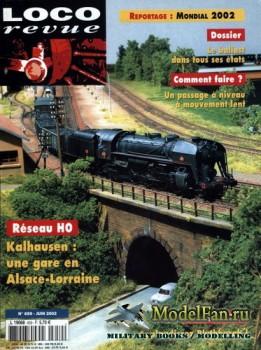 Loco-Revue №659 (June 2002)