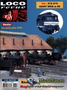 Loco-Revue №660 (July 2002)