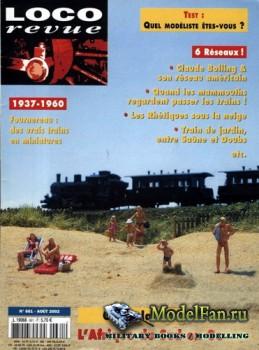 Loco-Revue №661 (August 2002)