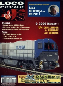 Loco-Revue №662 (September 2002)