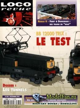 Loco-Revue №664 (November 2002)